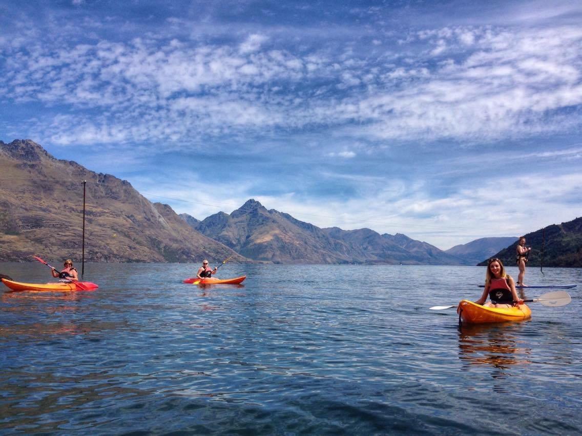 #TravelDay389 – Kayaking in Queenstown