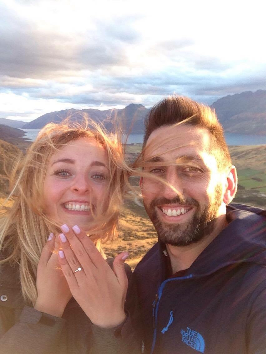 #TravelDay396 – She Said Yes!!