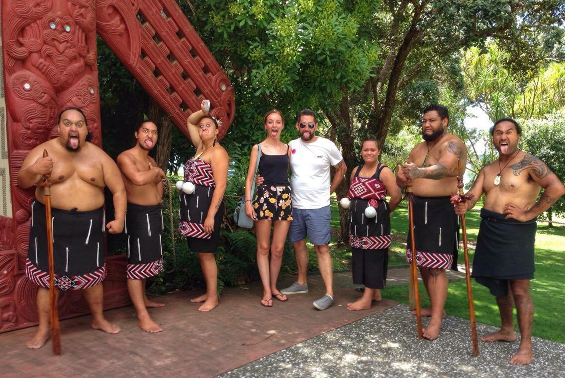#TravelDay398 – Waitangi and the Haka