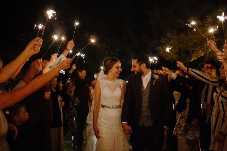 A Preview of Our Wedding Photos