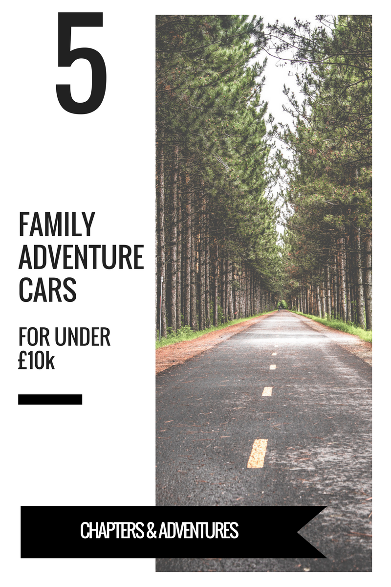 5 Family Adventure Cars for Under £10k