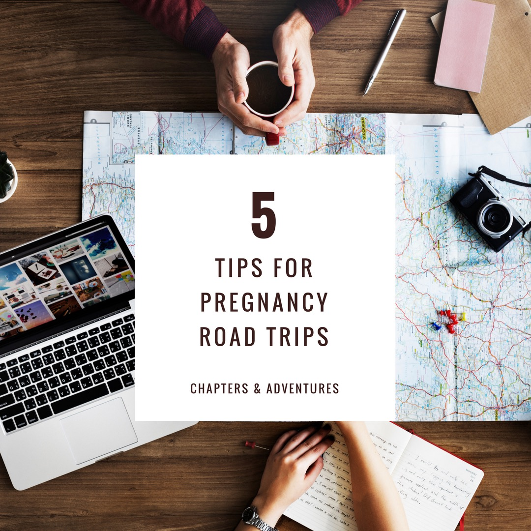 5 Tips for Pregnancy Road Trips
