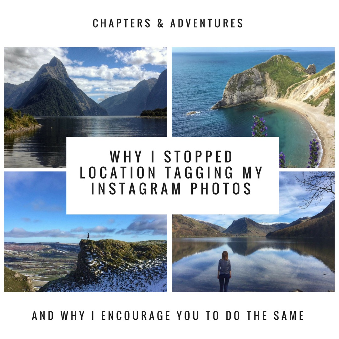 Why I Stopped Location Tagging my Instagram Photos